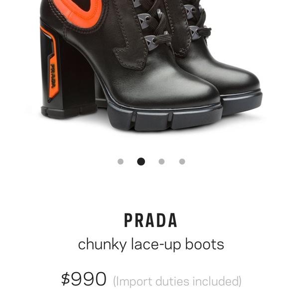 Prada Shoes | Prada Boots 28 Collection